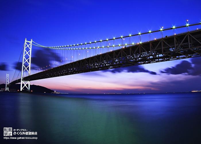 大きな橋 イメージ