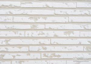 ダブルトーン工法で塗装した外壁